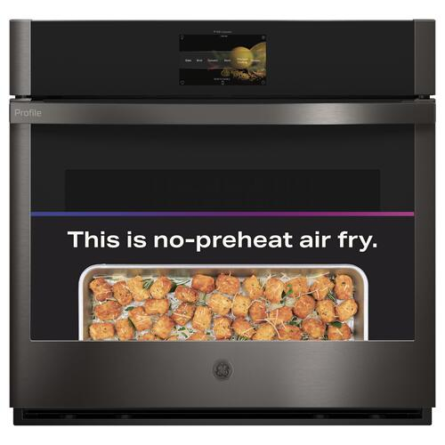"""GE Profile - GE Profile™ 30"""" Smart Built-In Convection Single Wall Oven with No Preheat Air Fry and Precision Cooking"""
