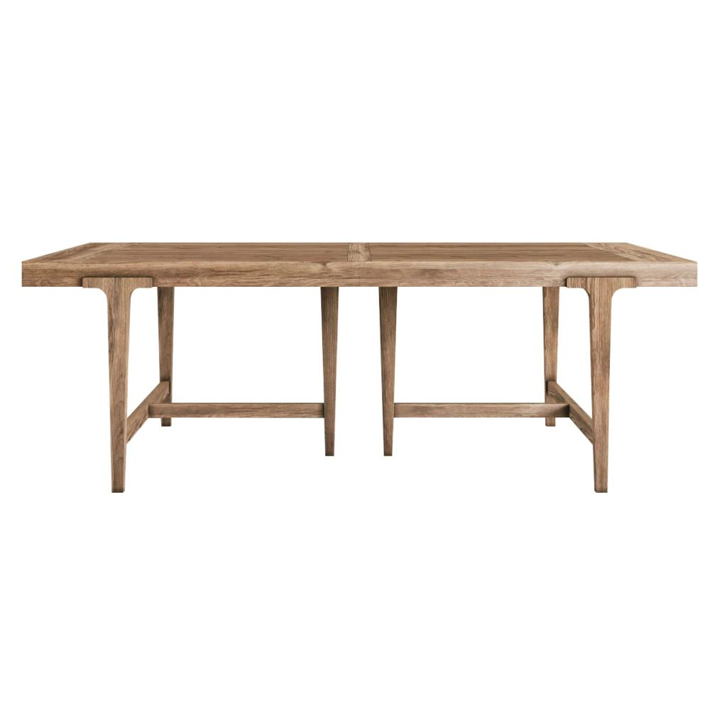 See Details - Passage Rectangular Dining Table