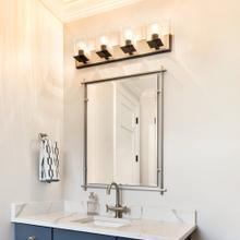 See Details - Eileen™ Modern Rectangular Mirror Brushed Nickel