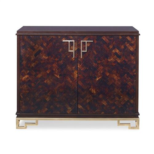 Herringbone Cabinet