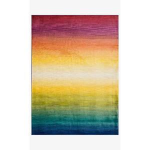 Gallery - Hlz04 Rainbow Rug