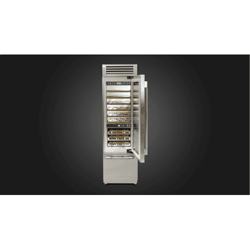 "24"" Pro Wine Cellar - Right Hinge - Stainless Steel"