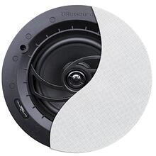 "RSA-635 6.5"" 2-Way Ceiling Speaker with Designed Edgeless Bezel Grille"