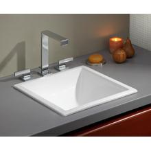 SQUARE Drop-in/Undermount Sink
