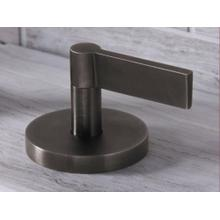 See Details - Wall-Mount Bath Faucet, Lever Handles - Brushed Nickel