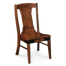 View Product - Montauk Side Chair, Fabric Cushion Seat