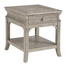 Summer Creek Lightkeepers Drawer End Table