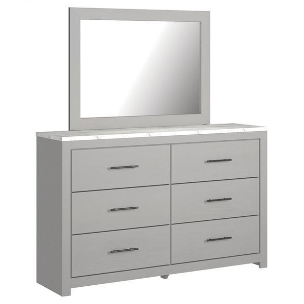 See Details - Cottonburg Dresser and Mirror