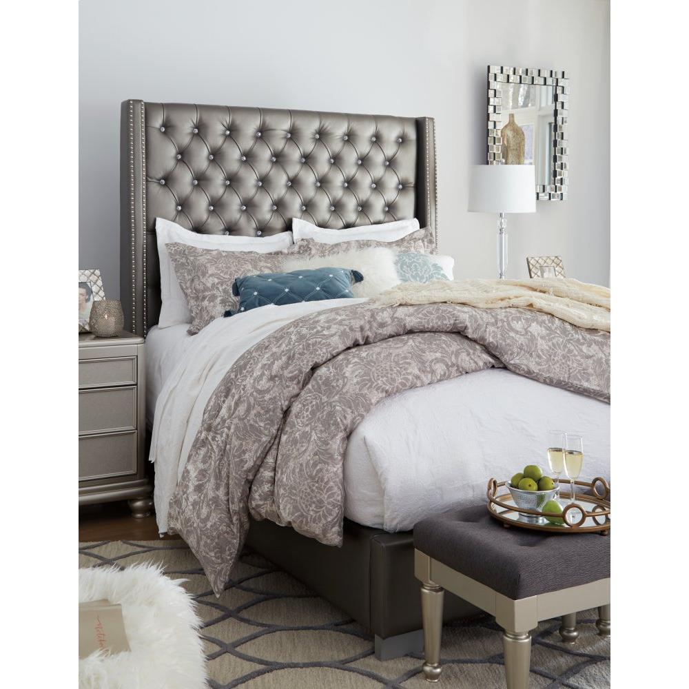 Coralayne California King Upholstered Bed