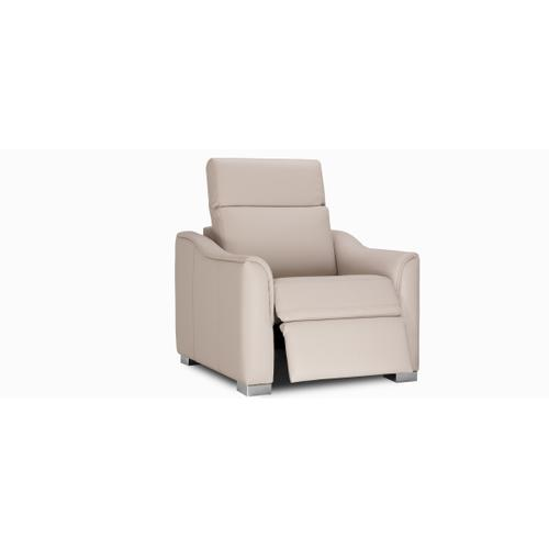Leonardo Accent chair / Motion (044) with half arm