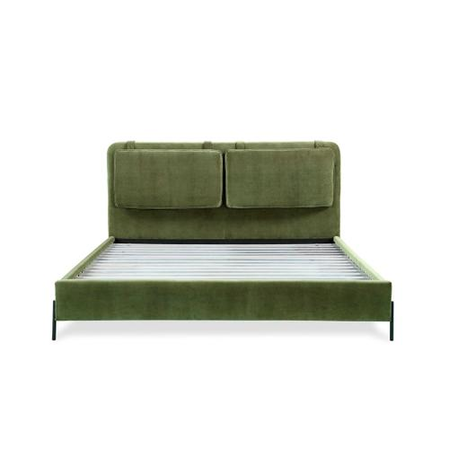 A.R.T. Furniture - Bobby Berk Queen Kirkeby Upholstered Bed by A.R.T. Furniture