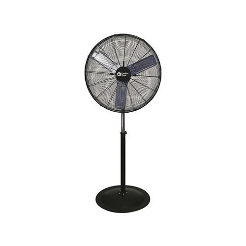 CZHVP30 30-inch High Velocity Pedestal Fan, Black