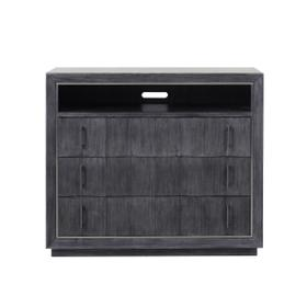 Echo Media Chest in Charcoal