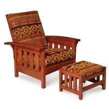 View Product - Morris Chair, Fabric Cushions