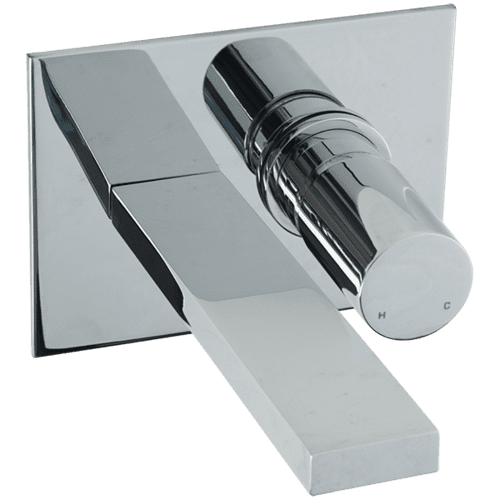 Otella In Wall Lav Faucet Chrome