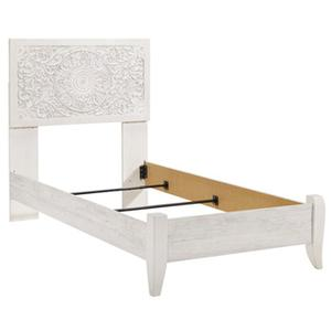 Paxberry Twin Panel Footboard With Rails