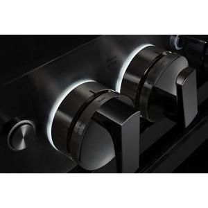 "JennAir - NOIR™ 36"" Dual-Fuel Professional Range"