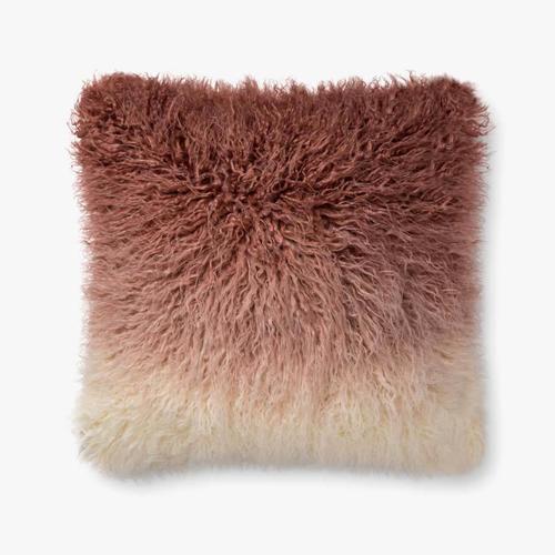 P0699 Blush / Ivory Pillow