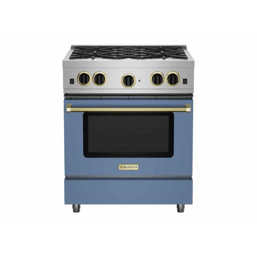 "BlueStar - 30"" Culinary Series (RCS) Sealed Burner Range"