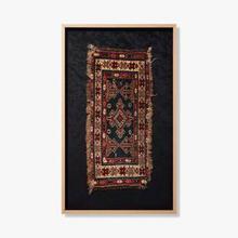 See Details - 0351760013 Vintage Turkish Rug Wall Art