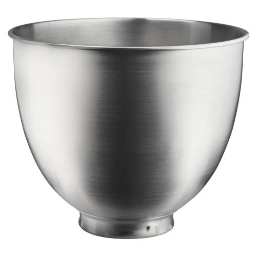 3.5 Quart Brushed Stainless Steel Bowl - Other