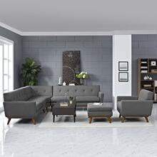 See Details - Engage 5 Piece Sectional Sofa in Gray