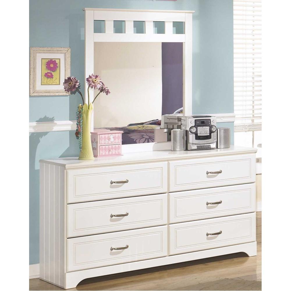 Lulu Dresser and Mirror