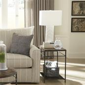 Hillcrest - Chairside Table - Cardamom Finish