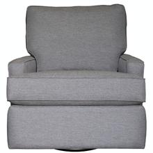 View Product - Swivel Glider, Fully Upholstered.