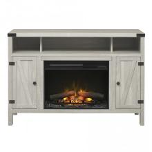 """See Details - Sadie TV Stand with 23"""" Electric Fireplace"""