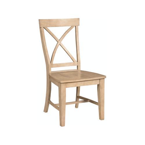 John Thomas Furniture - Creekside X Back