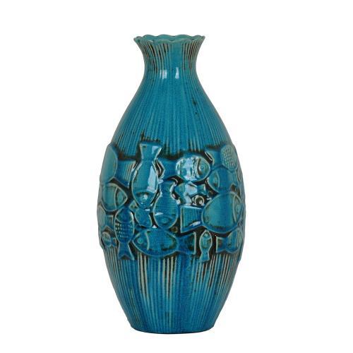 Scooling Vase