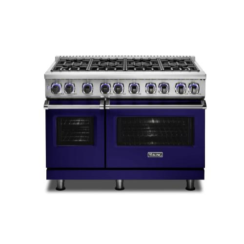 "48"" Dual Fuel Range - VDR7482 Viking 7 Series"