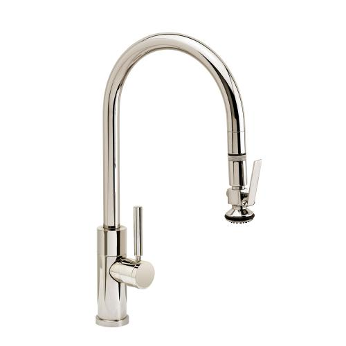 Modern PLP Pulldown Faucet - 9850 - Waterstone Luxury Kitchen Faucets