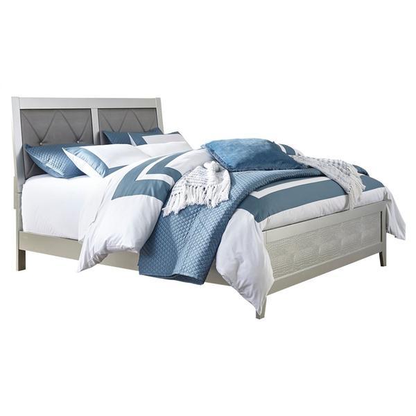 See Details - Olivet Queen Panel Bed