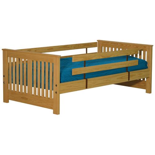Twin Upper Bed, extra-long