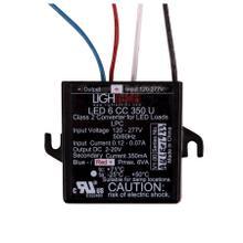 Driver - GE #66864 - 6W 350mA LED Class II Electronic.