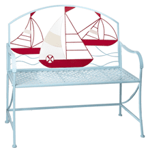 Sailboat Bench