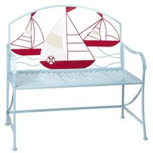 See Details - Sailboat Bench