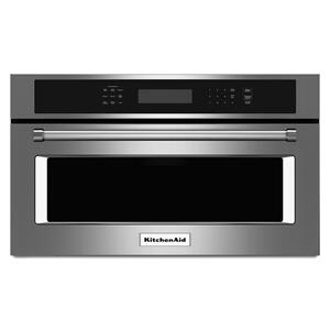 "30"" Built In Microwave Oven with Convection Cooking - Stainless Steel Product Image"