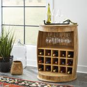 Accent Wine Barrel Product Image
