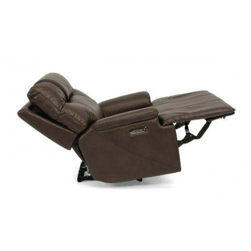 Garrett Power Recliner with Power Headrest