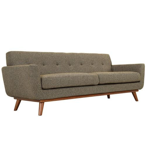 Modway - Engage Loveseat and Sofa Set of 2 in Oat