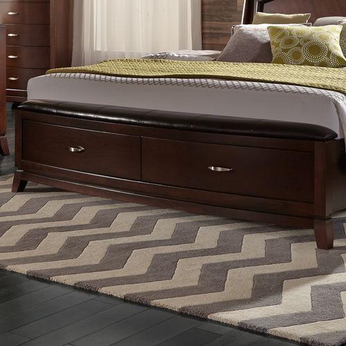 Liberty Furniture Industries - California King Storage Footboard