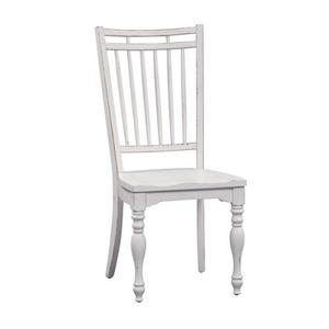 Liberty Furniture Industries - Spindle Back Side Chair (RTA)