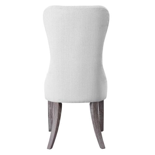 Caledonia Armless Chair