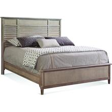 Chesapeake King Panel Bed
