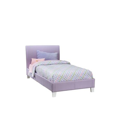 Fantasia Full Bed, Lavender