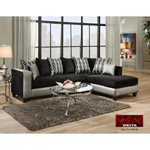 See Details - 4124-06L RSF LOVE/CHAISE