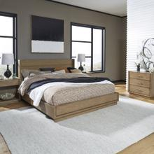 Big Sur King Bed; 2 Night Stands; & Chest